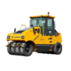 Haute qualité 6516e 16 tonne Liugong pneumatique rouleau routier à faible prix de vente