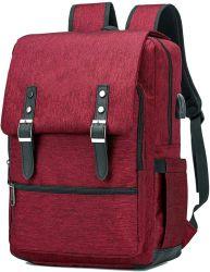 De unisex- Zak Bookbags van de Universiteit voor de Pasvormen van Vrouwen tot 15.6' ' Laptop de Toevallige Rugzak Daypacks van de School van de Rugzak