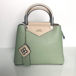 Usine de Guangzhou Dernière mode pu l'épaule Lady fourre-tout sac à main