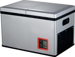 Frigorifero portatile mini di campeggio del congelatore dell'automobile del compressore Two-Door di CC 12V