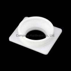 Fábrica de plástico en China UHMWPE repuestos Piezas maquinaria CNC