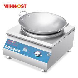 2020 het Beste Verkopende Kooktoestel van de Inductie van de Wok van het Tafelblad 3500W