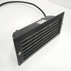 新しいデザイン地下DC24Vの屋外LEDデッキの照明IP65/IP68防眩Inground軽いUplighterはつく