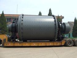 La cuadrícula de molienda Molino de bolas de granito, planta de procesamiento de minerales para el beneficio