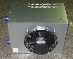 空気単位のファンヒーターへの屋外の木製のボイラーガスボイラー水