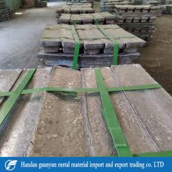 Utilizzato nella fabbricazione di batterie, rivestimenti, cavo Ingota dei materiali di saldatura migliore