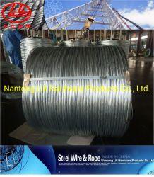 높은 탄소 철강선 또는 봄 철강선 또는 철강선 또는 스테인리스 봄 철사 /Steel 직류 전기를 통한 Wire/PC 철사