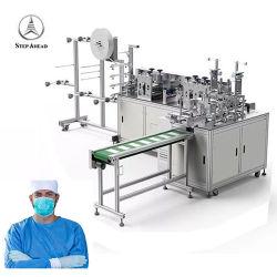 3ply masque l'oreille interne automatique Équipement de production de masque médical
