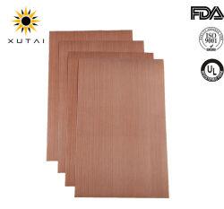 Высокое качество изделий из стекловолокна с покрытием TEFLON PTFE ткань