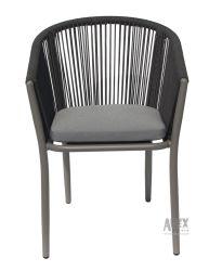 Garten-Möbel-Aluminiumstuhl-Kaffee-Möbel