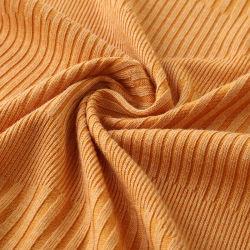 Não fixas costela Jacquard Fabric