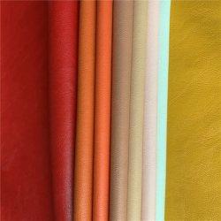 Polyester-Veloursleder-Gewebe-Fälschungs-Leder 100%
