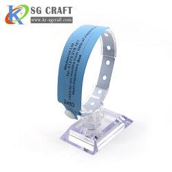 Bracelet en silicone de taille différente personnalisé Bracelet avec le meilleur prix