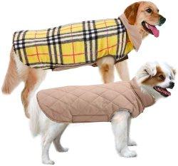 Теплый собака Майка водонепроницаемый собака покрытий для деятельности внутри и вне помещений