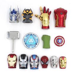 Unidad flash USB DC Marvel Avengers todos los super héroes regalos promocionales USB 2.0