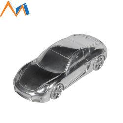 Het matrijs Gegoten Speelgoed van de Auto van de Wijze van de Legering van het Zink met het Aangepaste Embleem van de Douane/Gegoten Model