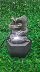 Fontana di acqua di pietra dell'interno da tavolo Handmade di vendita diretta della fabbrica