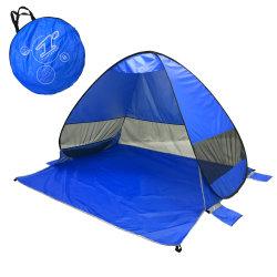 Commerce de gros de protection UV Sun instantanée portable shelter Pop up tente de plage