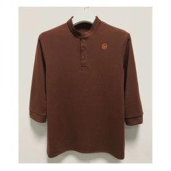 Camiseta Polo Polo Camiseta algodón 100% de los hombres Camiseta Polo es20201101S-Tx-56