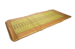 Rilievi di materasso termici di massaggio del riscaldamento della giada della stuoia elettrica di sanità del fornitore