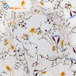 قماش الجمليّ جورجيت المصنوع من الحرير الملون الصلب الصيني