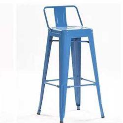Cadeira De Bar Home Iron Bar Industrial Low Back 의자들 톨릭스 메탈 바 카운터 스툴