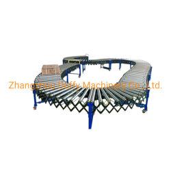 Энергосберегающая гибкая роликовая конвейерная система с кольцевым транспортере