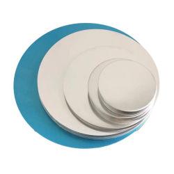 1050 1060 1100 warm gewalzte Alumium Kreis-Platte für kochende Geräte