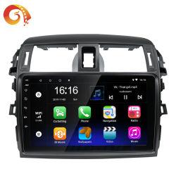 Multimedia Android stereo della video di lettore DVD dell'automobile da 9 pollici radio del cruscotto per Toyota Corolla 2008 2009 2010 2011