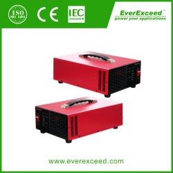 Everexceed 36V15A 高周波 - CHF シングル / 三相制御 / フロート / 産業用 / 電気自動車バッテリー充電器、 DC UPS 、