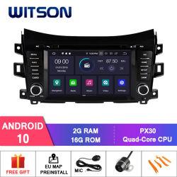 نظام تشغيل Wittson رباعي النواة بنظام Android 10 للسيارة، نظام تحديد المواقع العالمي (GPS) فورنيسان Qashqai/X-Trail، من العام 2014-2016 شاشة Capactive 1024*600