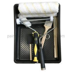 Outil de peinture ensemble couvercle du châssis du rouleau de peinture Paintbrush Set