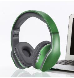 V5.0 beständige Übertragung 10m und Farbanstrich-metallische Öl Pantone Farbe RoHS drahtloser Kopfhörer mit Voluem Steuerung für IOS, androider Handy, Computer, Tablette