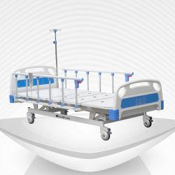 ICU 전기 병원 침대/의료 침대/응급 침대 5개 기능 사용 병원