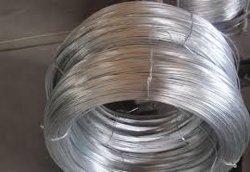 Usine Anping faible émission de carbone électro-galvanisé à haute résistance du fil de fer