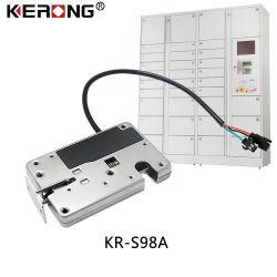 La clase alta KERONG Armario electrónico automático de bloqueo resistente al agua nevera Locker Lock para refrigeradores