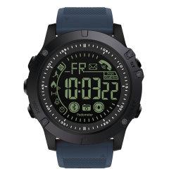 Bluetooth遠隔Pedemeterは写真に超長いスタンバイの防水IP68スポーツの手首を人のためのスマートな腕時計取る