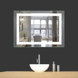 2019 новый отель в стиле ванная комната с задней подсветкой LED наружного зеркала заднего вида с маркировкой CE/UL