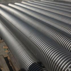 排気のためのSUS304ステンレス鋼の軟らかな金属のホース
