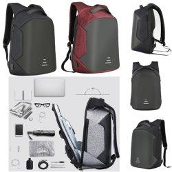 Custom Business School USB étanche anti vol Ordinateur portable sac à dos de voyage