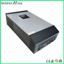 Inverter di potenza solare ibrido da 5kVA 4000W 48 V con MPPT da 60 A. Controller solare (QW-5kVA4860)