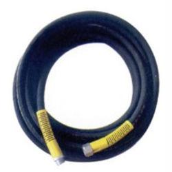 Стальной оплетке 5/8дюйма 16мм черная резиновая стиральной машины шланг подвода охлаждающей жидкости