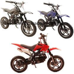 Gran capacidad de carga Mini Pocket moto 49cc motos para niños