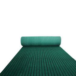 Игольчатый перфорированного коврика, двойной цвет велюровой тесьмой жаккард коврика, нетканого материала коврик