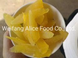 最もよい価格のトロピカル・フルーツの軽食はパイナップルスライスによって水分を取り除かれたパイナップルを乾燥した