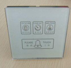 ホテルのための電子タッチ画面の部屋番号の表記