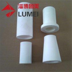 أنبوب قابل للارتداء مقاوم للحرارة Zirconia Alumina