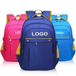 2019 Nouvelle conception Logo personnalisable RPET enfant sac à dos Sac à dos de l'école pour enfants