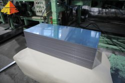 Het wijdverspreide Koudgewalste Uiterst dunne Blad van Roestvrij staal 201 met Uitstekende kwaliteit