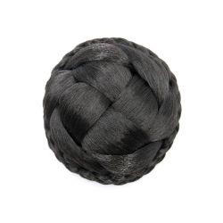 Fibra sintética resistente al calor de cabello múltiples dimensiones Dome peluca de cabello el cabello para mujeres